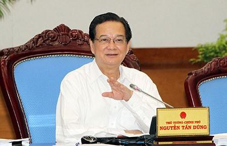 Thủ tướng Nguyễn Tấn Dũng: Yêu cầu TQ không tái diễn hành vi xâm phạm chủ quyền Việt Nam - ảnh 1
