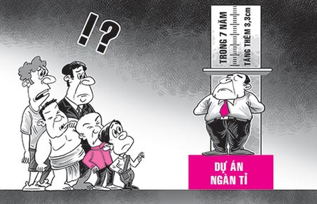 """Khi nào người Việt mới thôi """"lùn""""? - ảnh 2"""