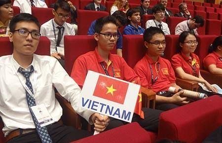 Khai mạc kỳ thi Olympic Hóa học quốc tế lần thứ 46 - ảnh 1