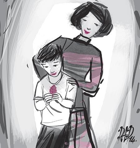 Nhọc nhằn chăm trẻ tự kỷ - Bài cuối: Viết cho con của mẹ - ảnh 1