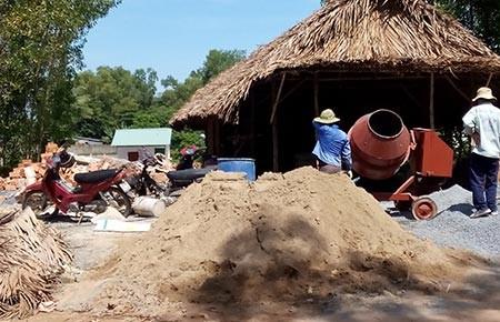 Đồng Nai: Nhức nhối nạn xây dựng không phép - ảnh 2