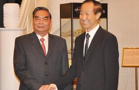 Quan hệ Việt-Trung cần phát triển lành mạnh - ảnh 1