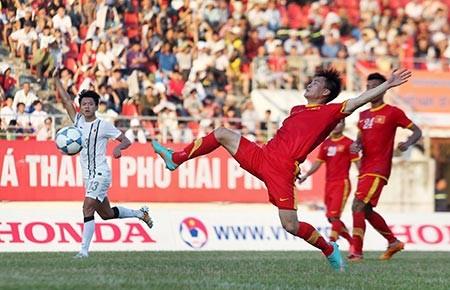 VN - Hong Kong (3-1): Thuốc thử nhẹ cân - ảnh 1