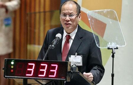 Philippines lo Trung Quốc đặt giàn khoan - ảnh 1