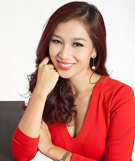 Á hậu quý bà Thu Hương: 'Vũ khí bí mật' giúp vợ chồng tôi luôn hạnh phúc - ảnh 1