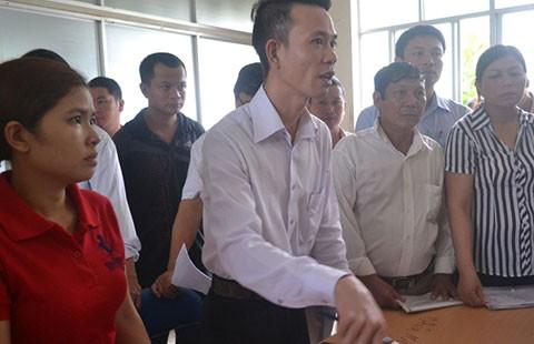 Công ty Tân Cường Thành đưa ra lộ trình trả nợ cho dân - ảnh 1