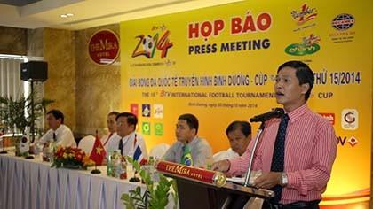 BTV Cup 2014 với ẩn số khách mời từ Brazil và Myanmar - ảnh 1