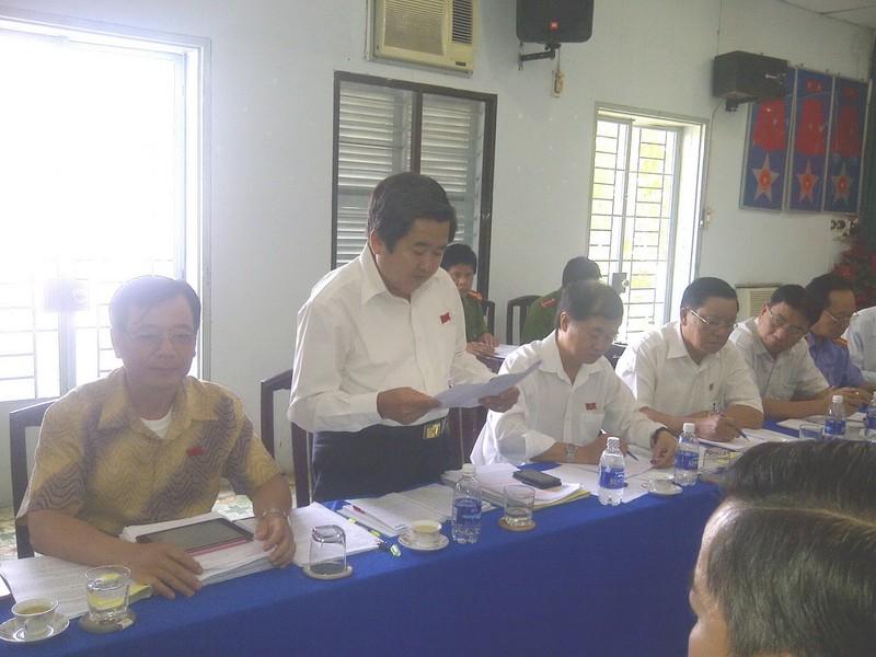 Thiếu tướng Phan Anh Minh: Trốn nhà theo trai mà báo thành tin bắt cóc - ảnh 2