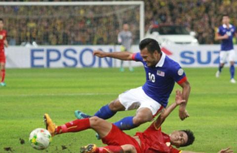 Thắng sướng Malaysia 2-1 - ảnh 2
