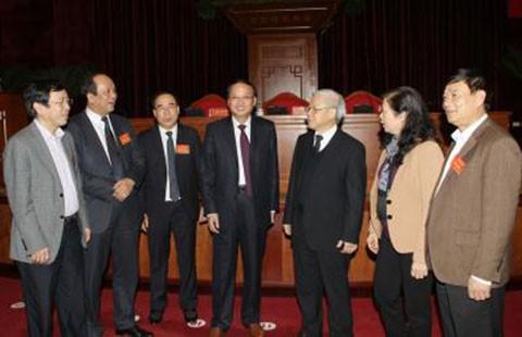 Tổng Bí thư Nguyễn Phú Trọng: Chống bè phái trong công tác cán bộ - ảnh 1