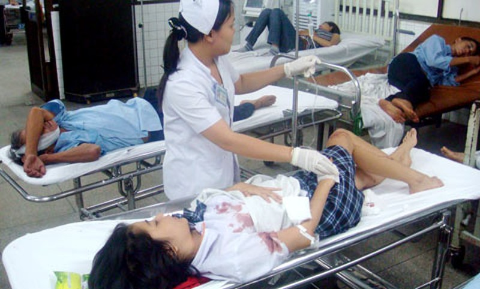 Châu Á: cứ 10 học sinh thì có 7 học sinh đã trải nghiệm bạo lực ở trường học - ảnh 2