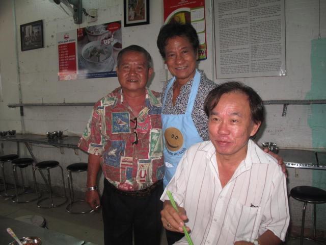 Nhà báo Nam Đồng nói về ân tình người Sài Gòn  - ảnh 1