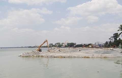 Dự án lấn sông Đồng Nai: Không đủ cơ sở, phải hủy  - ảnh 2