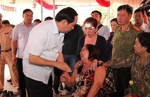 Khởi tố vụ thảm sát ở Bình Phước - ảnh 1