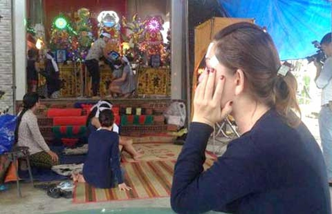 Phác thảo về hung thủ vụ thảm sát ở Bình Phước - ảnh 2
