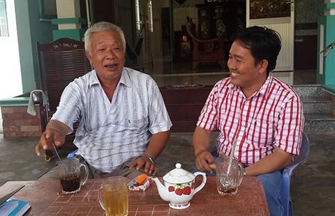 """Xóm cải lương """"kiếm hiệp kỳ tình""""  Yên Lang - ảnh 2"""
