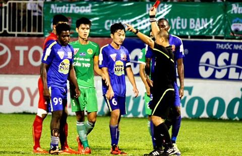 Vòng 20 V-League: Dìm nhau dưới đáy bảng - ảnh 2