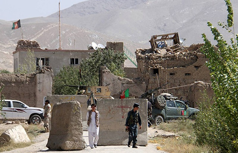 Taliban đào hầm giải cứu hàng trăm phạm nhân - ảnh 1