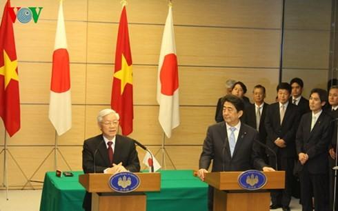 Nhật Bản tiếp tục ưu tiên viện trợ ODA cho Việt Nam - ảnh 1