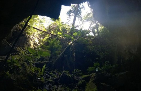 Phát hiện hang động kỳ vĩ chưa có dấu chân người  - ảnh 1
