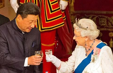 Ông Tập sang Anh với 30 tỉ bảng - ảnh 1
