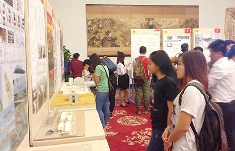 Sinh viên 17 trường đại học châu Á tranh tài kiến trúc - ảnh 1