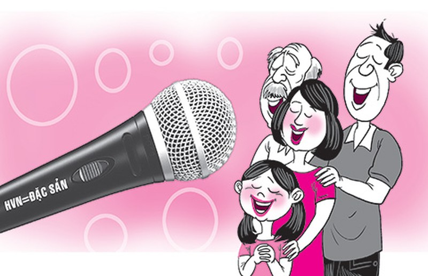 Ai là 'cha đẻ' hát với nhau? - ảnh 1