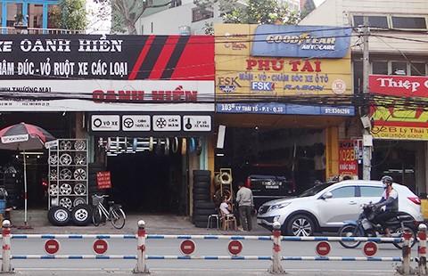 Cả trăm căn nhà chục tỉ chờ sập giữa trung tâm Sài Gòn - ảnh 1