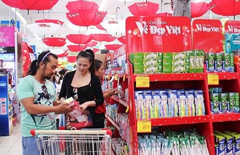 Siêu thị Việt liệu có phải 'bán mình' cho đại gia ngoại ? - ảnh 1