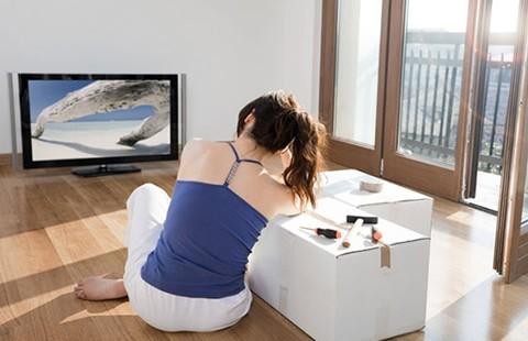 Xem tivi quá nhiều sẽ hại não - ảnh 1