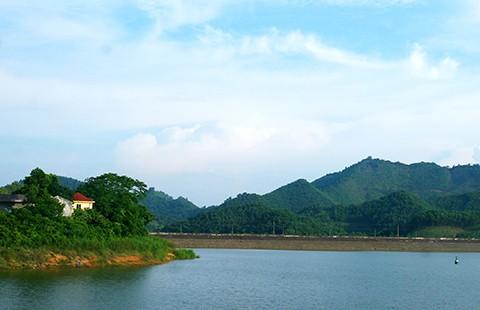 Dự án tâm linh 15.000 tỉ đồng ở Hồ Núi Cốc (Thái Nguyên) - ảnh 2