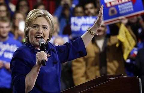 'Công thức thành công' của Hillary Clinton và Donald Trump - ảnh 1