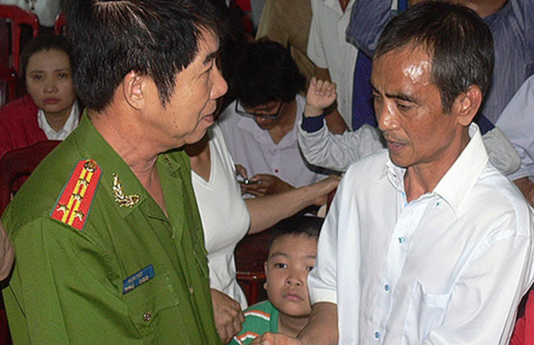Phê bình HĐXX làm oan ông Huỳnh Văn Nén - ảnh 1
