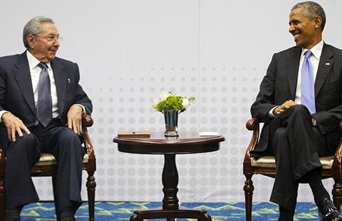 Obama thăm Cuba: Chiến thắng của hai cựu thù - ảnh 1