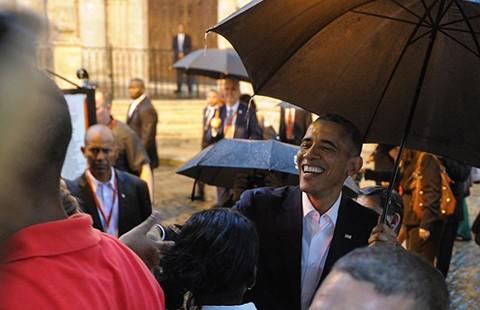 Obama thăm Cuba: Chiến thắng của hai cựu thù - ảnh 2