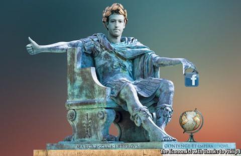 Facebook đang thách thức các 'đế chế' công nghệ - ảnh 2