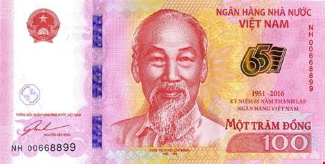 Giá tiền lưu niệm 100 đồng 'nhảy múa' - ảnh 1