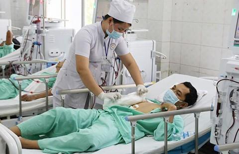 Bộ Y tế chỉ đạo hỗ trợ nhà báo Hữu Bằng - ảnh 1