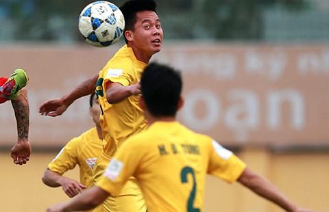 Vòng 8 Toyota V-League: Thanh Hóa đòi lại ngôi nhì bảng - ảnh 1
