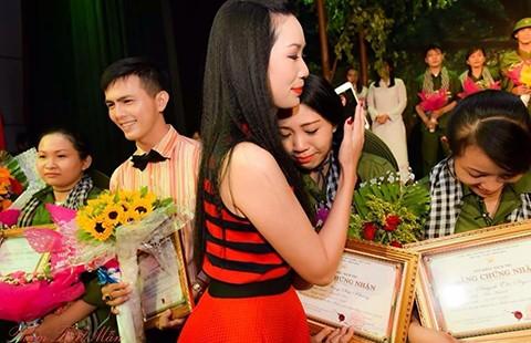 Nghệ sĩ Trịnh Kim Chi làm kịch Mùa hoa đỏ  - ảnh 1