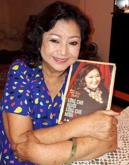 Kim Cương và hồi ký viết 40 năm  - ảnh 1