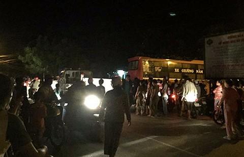 Yêu cầu làm rõ 20 khách đánh nhà xe ở Bình Thuận - ảnh 1