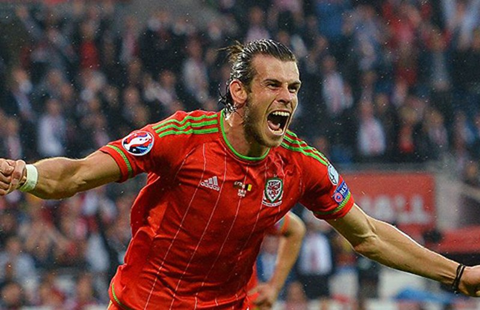 Xứ Wales - Bỉ: Trông chờ mỗi Bale - ảnh 1