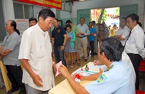'Công dân với bầu cử' thu hút gần 6.800 người tham gia - ảnh 1