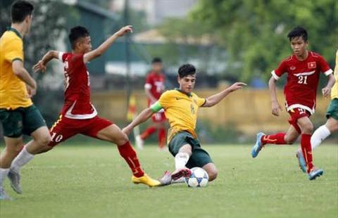 U-16 Đông Nam Á: VN nhất bảng sẵn sàng cho trận bán kết - ảnh 1