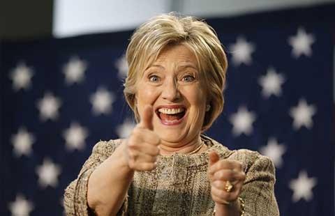Muốn gặp bà Hillary Clinton có khi phải tốn 250.000 USD - ảnh 1