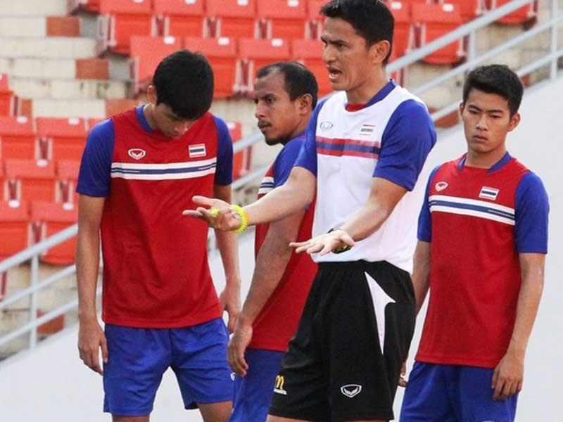 Thái Lan và mục tiêu 4 điểm đi sân khách - ảnh 1