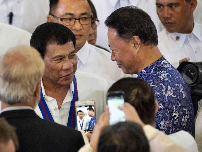 Ông Duterte cần gì ở Trung Quốc? - ảnh 1