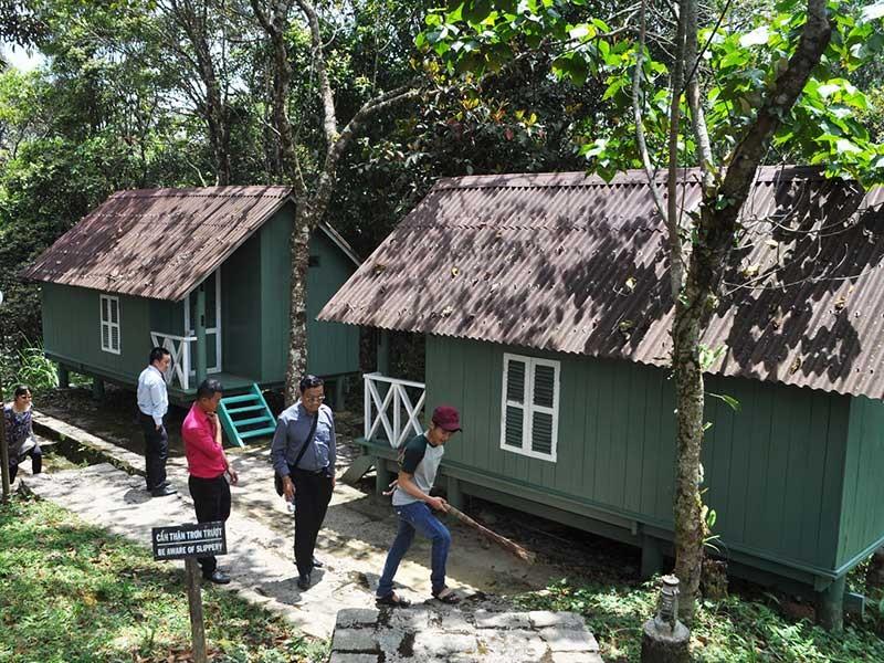 Khánh Hòa: Xóa sổ 100 ha rừng ở Hòn Bà - ảnh 2