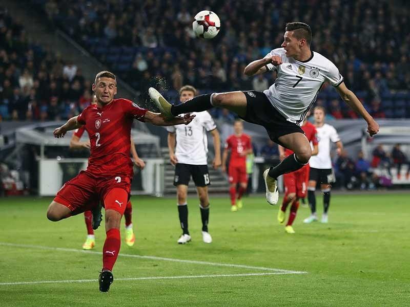 Vòng loại World Cup 2018: Đức quá mạnh! - ảnh 1